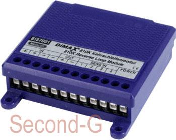 Massoth 8157001 DiMAX Kehrschleifenmodul