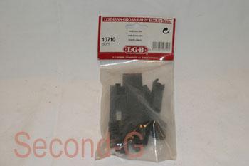 LGB 10710 - Kabelhalter 5 Stück neuwertig OVP