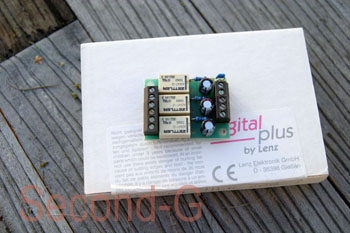 LENZ Digital Plus LF200 Beleuchtungsmodul gebraucht
