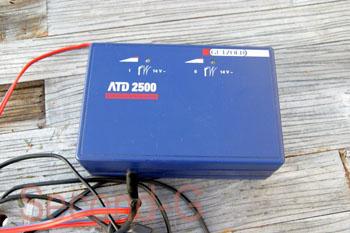 Gützold Zubehörtrafo ATD2500 gebraucht